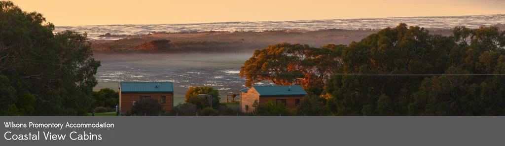 Coastal View Cabins header
