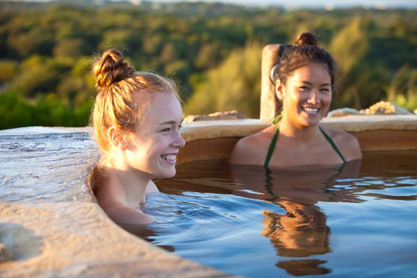 Hot Spring Package - Weekend
