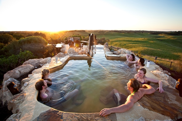 Hot Springs Package - Weekday