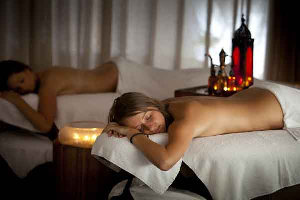 Stay, Massage & Social Bathing Package