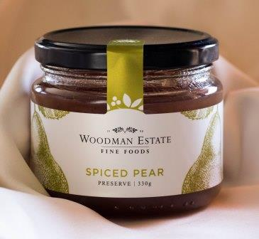 Spiced Pear Preserve 330gm