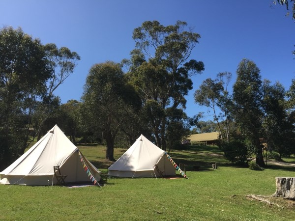 Glamping Bell Tent 4