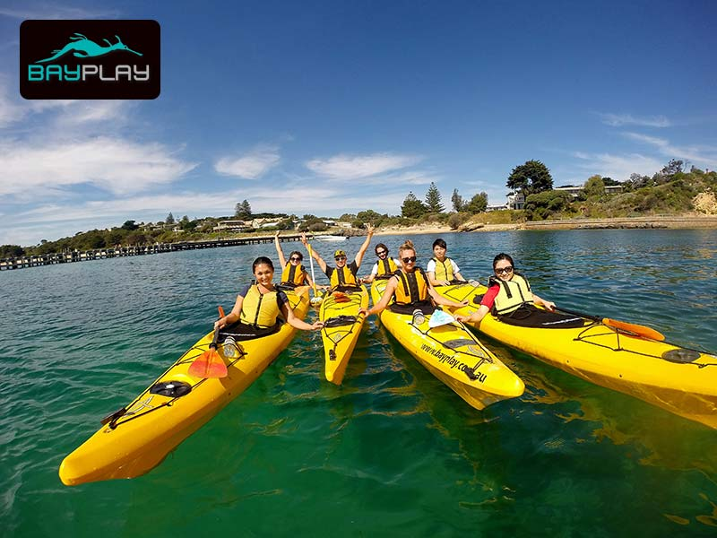 No.1 - Sea Kayaking Coastline Tour