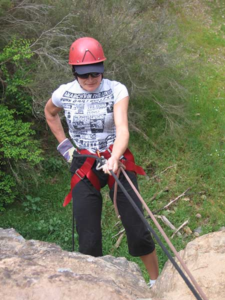 1/2 Day Abseiling Beginners