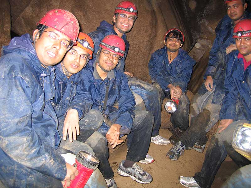 Adventurous Caving Day Tour Beginners