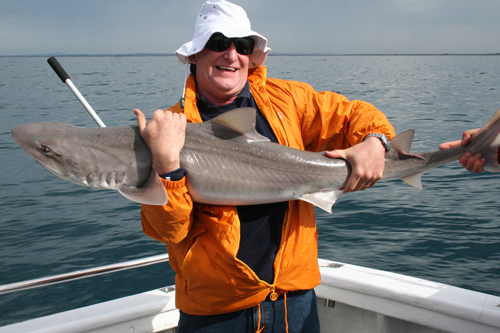 8 Hr Ocean/Bay Full Day Fishing Trip - Big Blue - SORRENTO