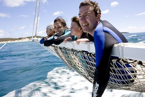 Snorkelling Cruise (Family Pass 2 adults & 2 children)