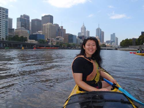 Half Day Kayak Tour (3 hours) - Melbourne City Delight